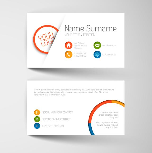 view larger image tarjetas de presentacion papeles