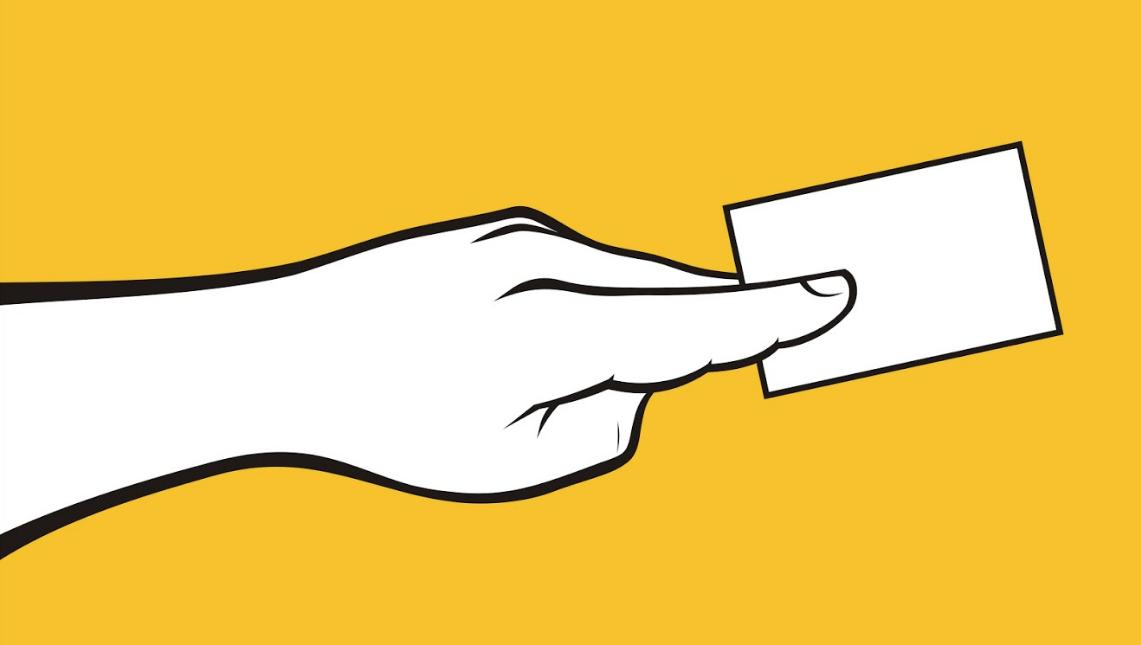 ¿Por qué son tan importantes las tarjetas de presentación para una pyme?